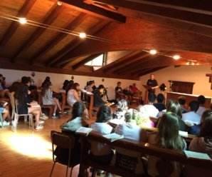"Campo giovanissimi ""on the road!"""