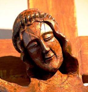 Christ souriant Lerins