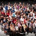 Il gruppo adulti di San Siro protagonista all'incontro con il Papa
