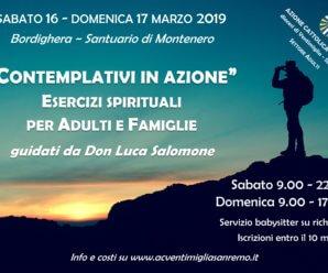 Esercizi spirituali Adulti – 16/17 marzo