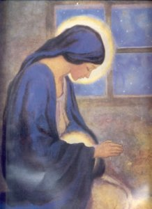 mary in advent